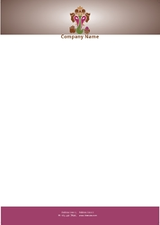 spa_salon_letterhead_1_india